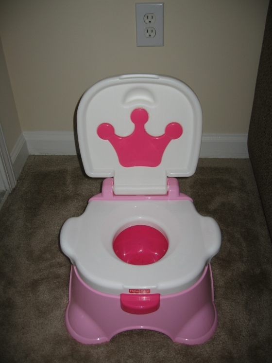 Der Princess Potty