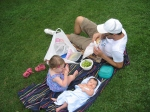Picknick im Central Park