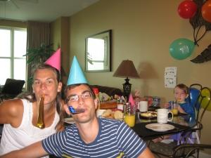 Partygäste Teil 1