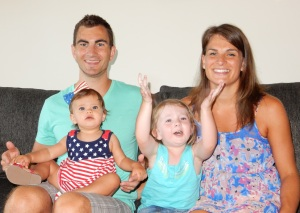 Lauser Family July 4th
